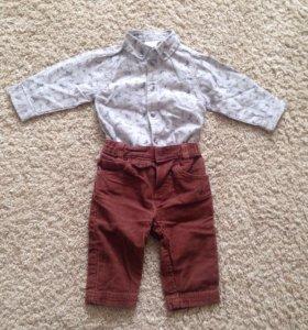 Одежда на мальчика 3-6 месяцев