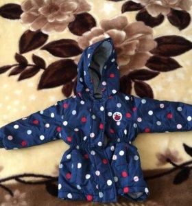 Куртка Детская димесизонная