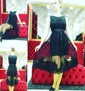 Роскошное новое платье