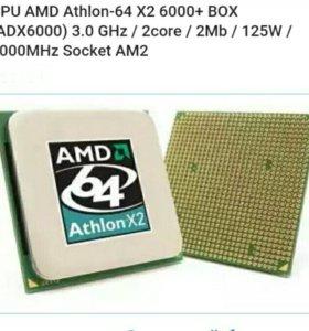Amd X2 6000+