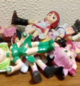 Игрушки аниме