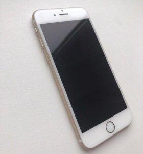 Продам айфон 6 золото 16 гб