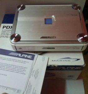 Alpine PDX 4.100