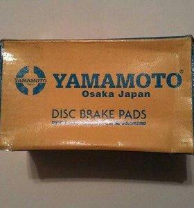 Тормозные колодки y03-3069m yamamoto