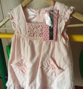 Платье р 86-92