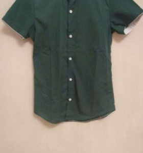 Мужская рубашка (новая, с этикеткой)