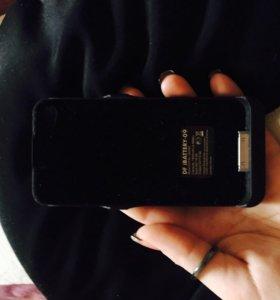 Чехол зарядка на айфон 4-4s