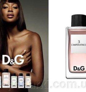 Dolce &Gabbana 3 L'imperatrice