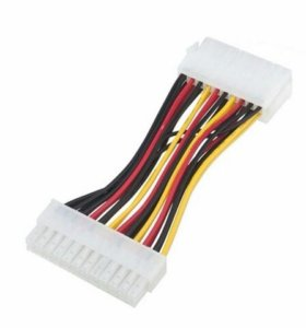 Кабель-Адаптер питания 20 pin - 24 pin