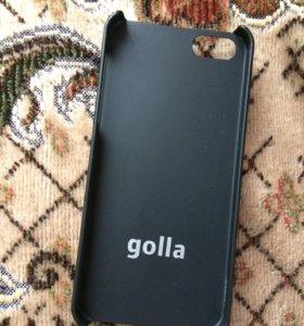 Чехол на iPhone 5s golla