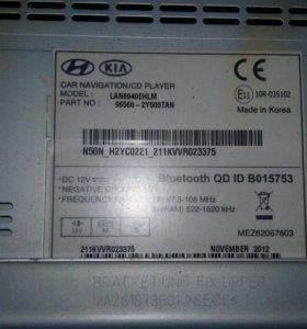 ШГУ Hyundai IX35