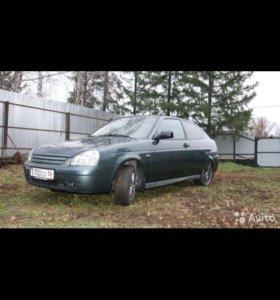 """Продам ВАЗ-217280 """"Приора"""", кузов """"Купе"""""""