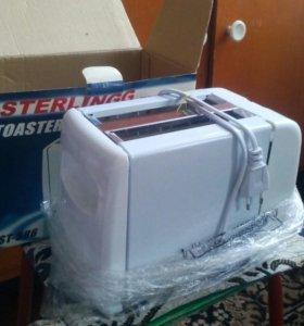 Тостер новый