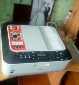 Принтер.ксерокс Canon