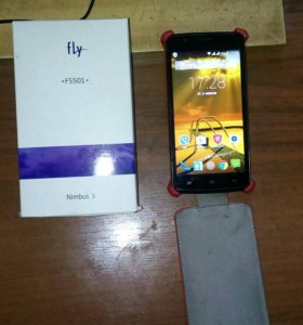 Телефон fly FS501