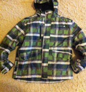 Куртка с подстёжкой из флиса 170 рост