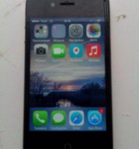 IPhone 4 Black 8 GB