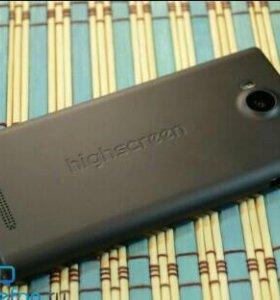 Продам телефон highscreen.