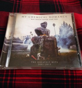 CD-диск MCR - May Death Never Stop You