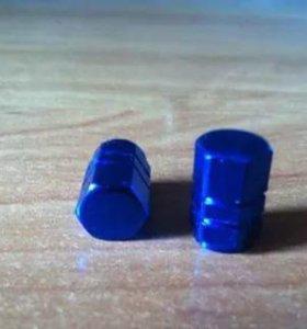 Колпачки из металла цвета разные цена за комплект