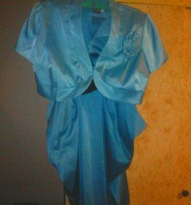 Платье и кардиган Оggi.