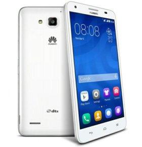 Huawei Honor 3X (белый)