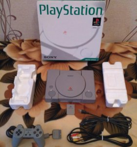 Sony PlayStation 1 Fat (one, PS1) SCPH-5000 NTSC-J