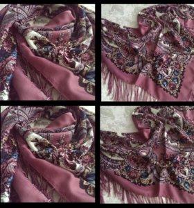 Палантин, шарф, платок