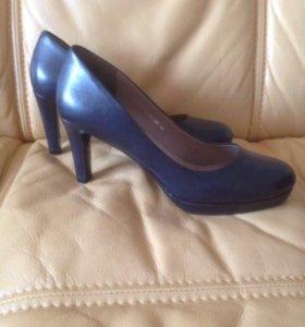 Туфли из натур кожи