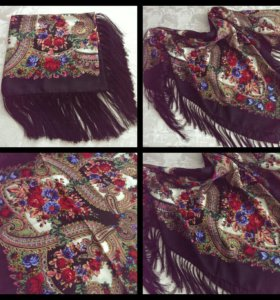 Платки, шарфы,палантины