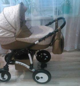 Детская коляска Marimex Armel 3в1