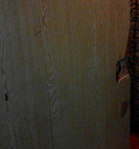 Дверь старого образца