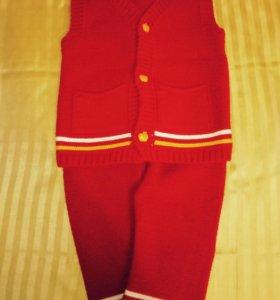 Детский костюм, 1-1,5года