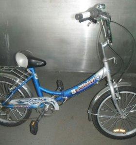 Велосипед лидер 162