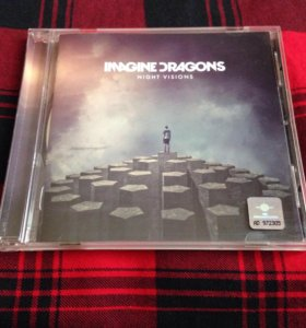 CD-диск Imagine Dragons - Night Vision