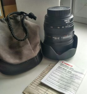 Обьектив Canon 24-105 4.0 L