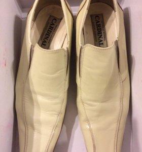 Мужские туфли (свадебные)