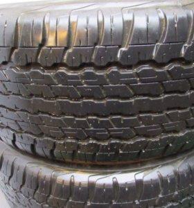 Летние шины 285 60 18 Dunlop Grantrek