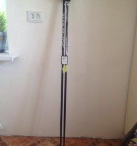 Продам палки лыжные Фишер 140 см