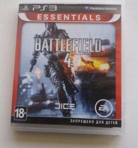 Battlefield 4 для PS3