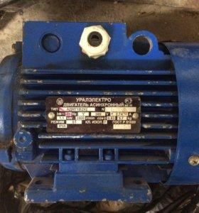 Электро мотор 1.1kw