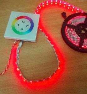 RGB контроллер - настенный