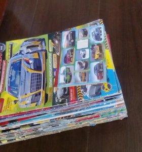 Журналы для любителей авто