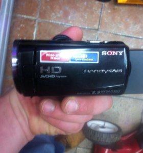 Видео камера sony HDR-ck 250e