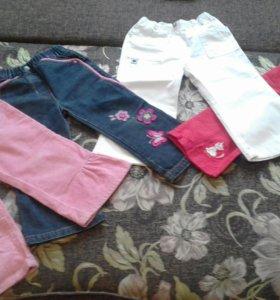 Вещи для девочки на 1-3 года