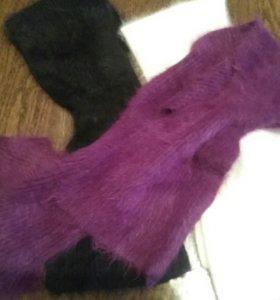 шарфы новые