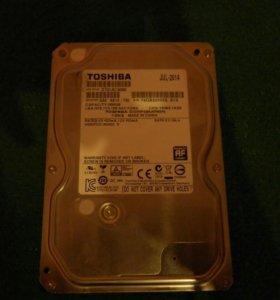 Жесткий диск для компьютера Toshiba 500Гб