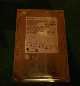 Жесткий диск для компьютера Hitachi 320Гб