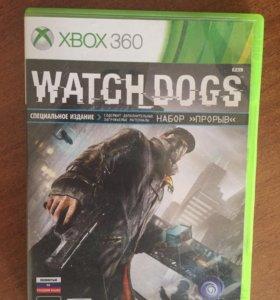 Игра на игровую приставку XBOX 360