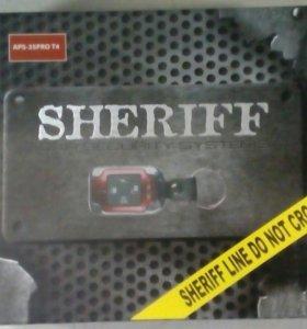 Sheriff APS 35 Ruby